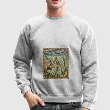 fish - Crewneck Sweatshirt