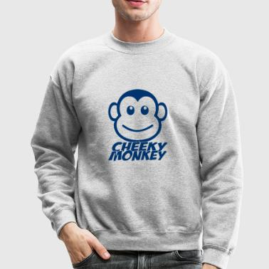 CHEEKY MONKEY - Crewneck Sweatshirt
