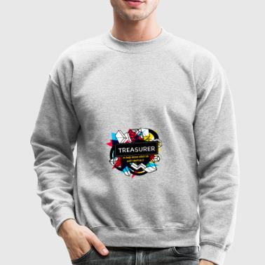 TREASURER - Crewneck Sweatshirt
