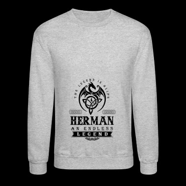 HERMAN - Crewneck Sweatshirt