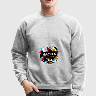 HACKER - Crewneck Sweatshirt