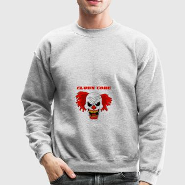 clown core - Crewneck Sweatshirt