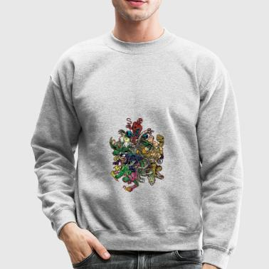 ENTANGLEMENT THEORY - Crewneck Sweatshirt