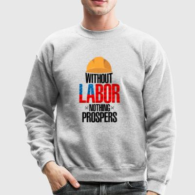 Celebrate Labor Day Tees - Crewneck Sweatshirt