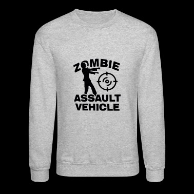 Zombie assault vehicle - Crewneck Sweatshirt
