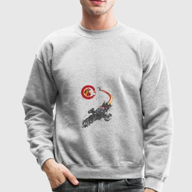 A LEAF ON THE WIND - Crewneck Sweatshirt