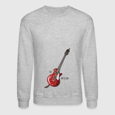 The musician - Crewneck Sweatshirt