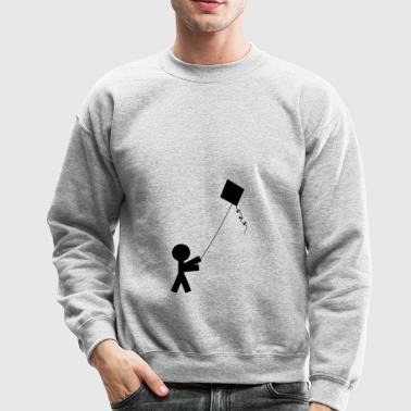 kite - Crewneck Sweatshirt