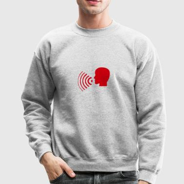 Speak - Crewneck Sweatshirt