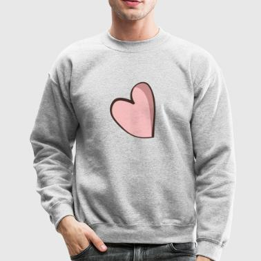 heart - Crewneck Sweatshirt
