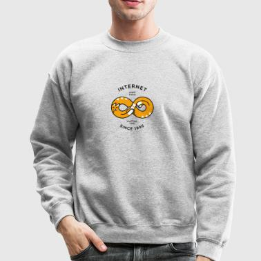 Internet - Crewneck Sweatshirt