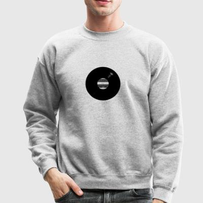 LIGHT RECORD - Crewneck Sweatshirt