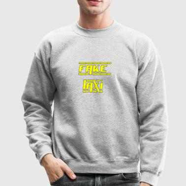 fake taxi - Crewneck Sweatshirt