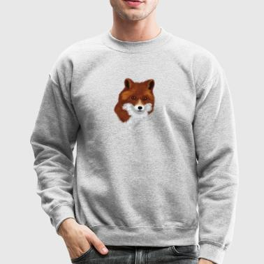 Fox - Crewneck Sweatshirt