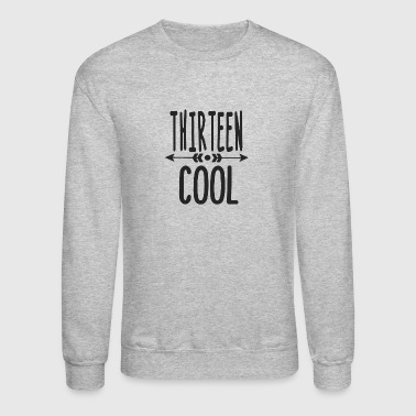 Thirteen Cool - Crewneck Sweatshirt