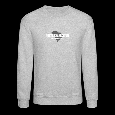 SOUTH CAROLINA NORTH CHARLESTON US STATE EDITION - Crewneck Sweatshirt