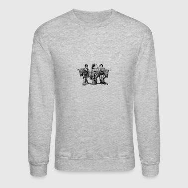 The Geisha - Crewneck Sweatshirt