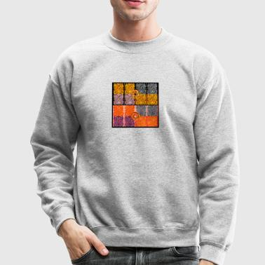 Swirl World - Crewneck Sweatshirt