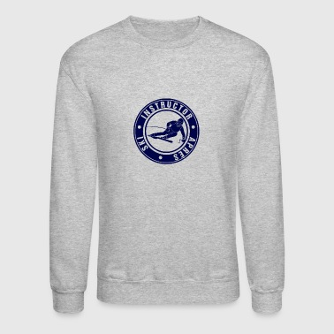 Ski Instructor - Crewneck Sweatshirt