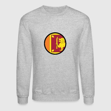 Under The Sign Of Sri Lanka - Crewneck Sweatshirt