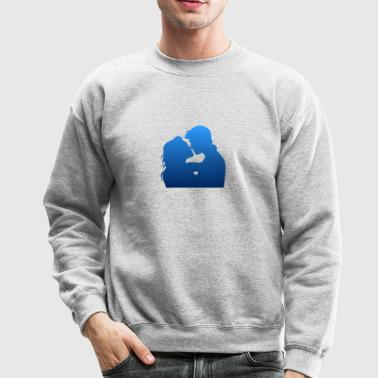 A Pair Of Lovers - Crewneck Sweatshirt