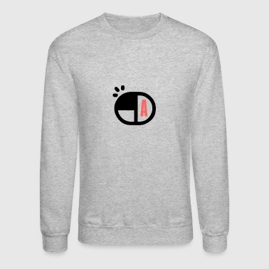 Name Tag - Crewneck Sweatshirt