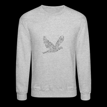 Peace dove - Crewneck Sweatshirt