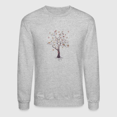 Irony of Life - Crewneck Sweatshirt