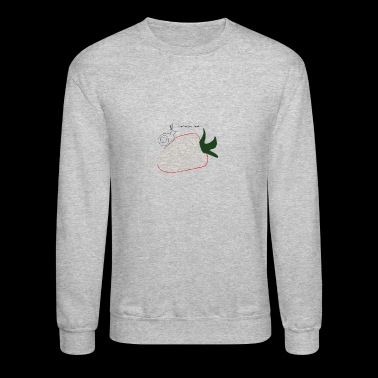 Snail lunch - Crewneck Sweatshirt