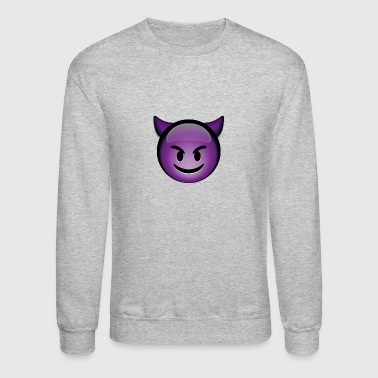Horned Devil - Crewneck Sweatshirt