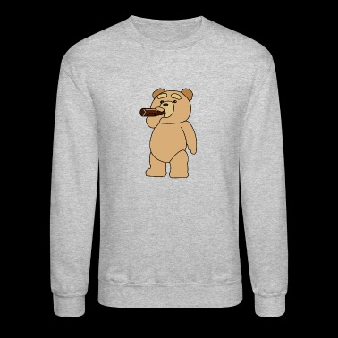 Drinking Ted - Crewneck Sweatshirt