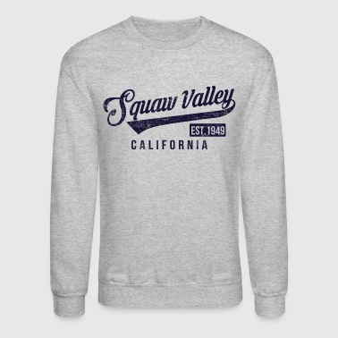 Squaw Valley - Crewneck Sweatshirt