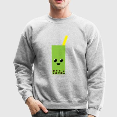 bubble tea - Crewneck Sweatshirt