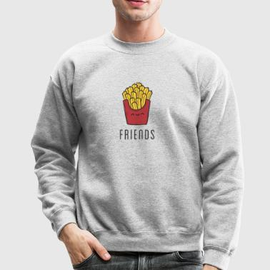 FRIENDS FRY - Crewneck Sweatshirt
