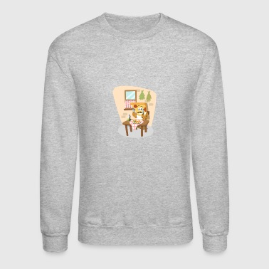 pizza pizzeria food essen restaurant22 - Crewneck Sweatshirt