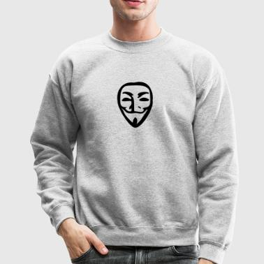 anonymous - Crewneck Sweatshirt