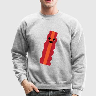 bacon time - Crewneck Sweatshirt