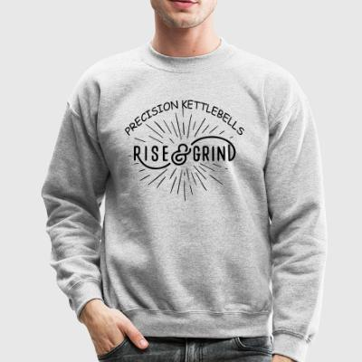 PK Rise and Grind - Crewneck Sweatshirt