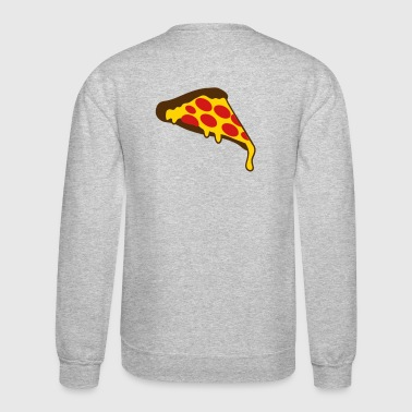 pizza slice pepperoni - Crewneck Sweatshirt