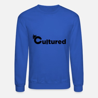 Culture Cultured - Crewneck Sweatshirt