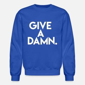 Give A Damn Mens Premium Tank Top Spreadshirt