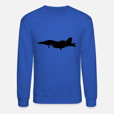 Fighter Jet jet - Crewneck Sweatshirt