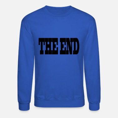 End THE END - Crewneck Sweatshirt