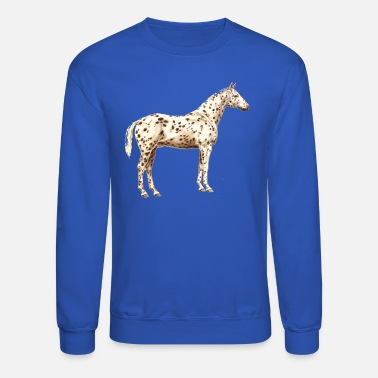 Appaloosa Appaloosa Leopard - Unisex Crewneck Sweatshirt