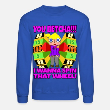 Tv TV Game Show Contestant - TPIR (The Price Is) - Unisex Crewneck Sweatshirt