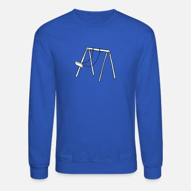 Set Swing Set - Crewneck Sweatshirt