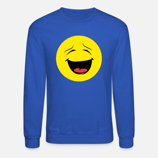 Emotion Hoodies & Sweatshirts - emotion - Unisex Crewneck Sweatshirt royal blue