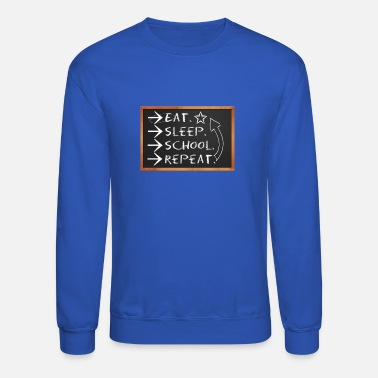 Start Of School School Starts Soon start learning - Unisex Crewneck Sweatshirt