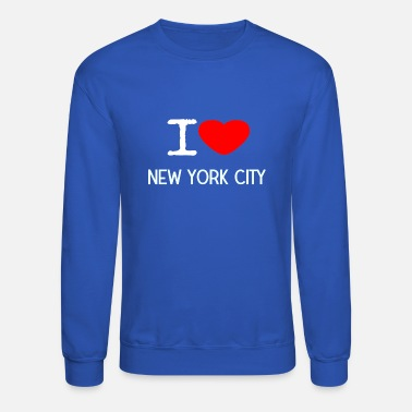 I Love New York I LOVE NEW YORK CITY - Crewneck Sweatshirt