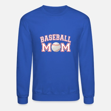 Baseball Mom Baseball mom, Softball Mom, Baseball mom gifts - Unisex Crewneck Sweatshirt